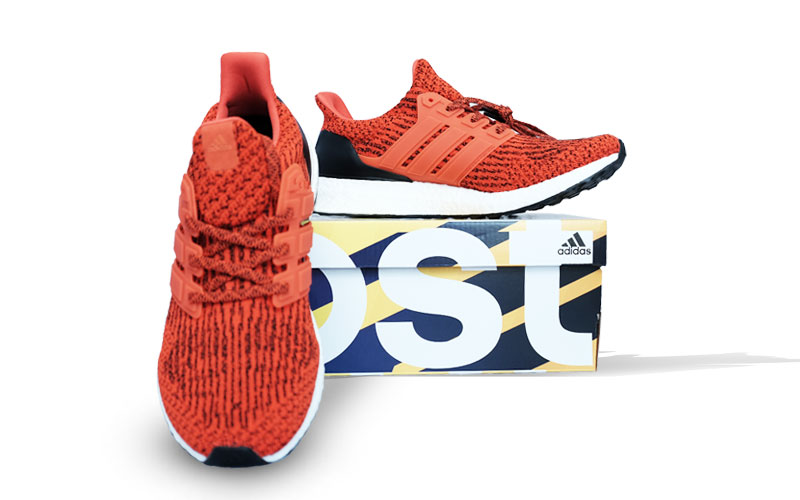 Adidas Ultra Boost 3.0 Limited Edition 'Core Black' Shoe Engine