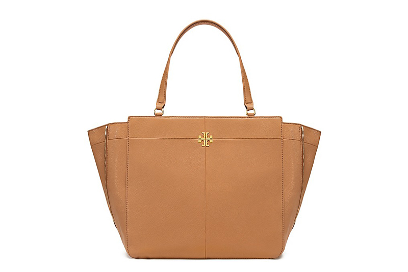 59fc11dbcaf Tory Burch Ivy Side Zip Satchel – ID Brand Concept Store