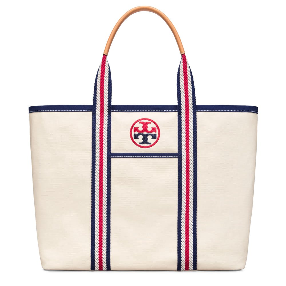 8f881dacb3a TORY BURCH Embroidered-t Tote – ID Brand Concept Store