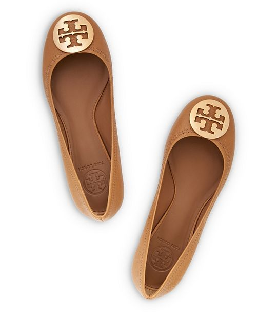 TORY BURCH Reva Flats Shoes – ID Brand